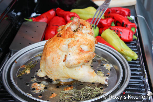 how to slow cook chicken breast on grill