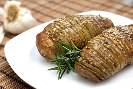 Rosemary-Garlic Potatoes