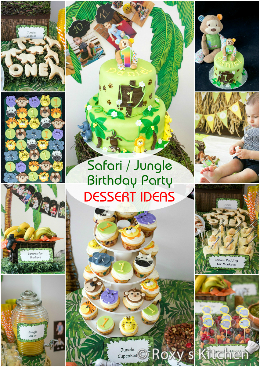 Party Animals Safari Invitation First Birthday Chalkboard Jungle Invitation Safari Birthday Chalkboard Jungle Birthday Chalkboard